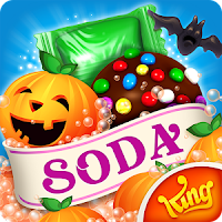 Candy Crush Soda Saga v1.77.2 Apk Mod November 2016