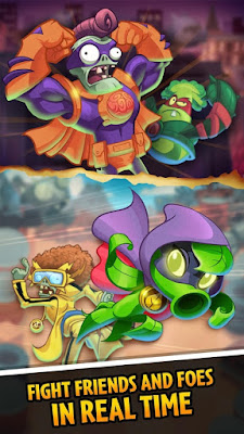 Plants vs. Zombies™ Heroes v1