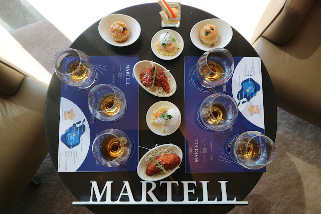 Martell Cognac: A Symphony for the Senses.