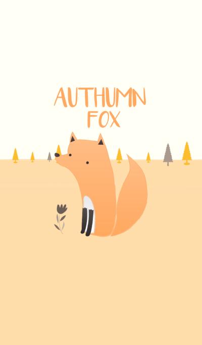 Authumn Fox