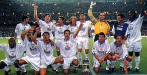 RFeal Madrid vs Barcelona: Spanish Super Cup 1997