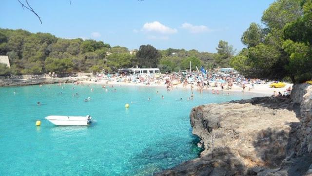 Cala Mondrago, Majorca - Balearic Islands (Spain)