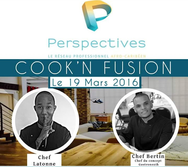 Cook'n'Fusion : Le Chef David Latonne