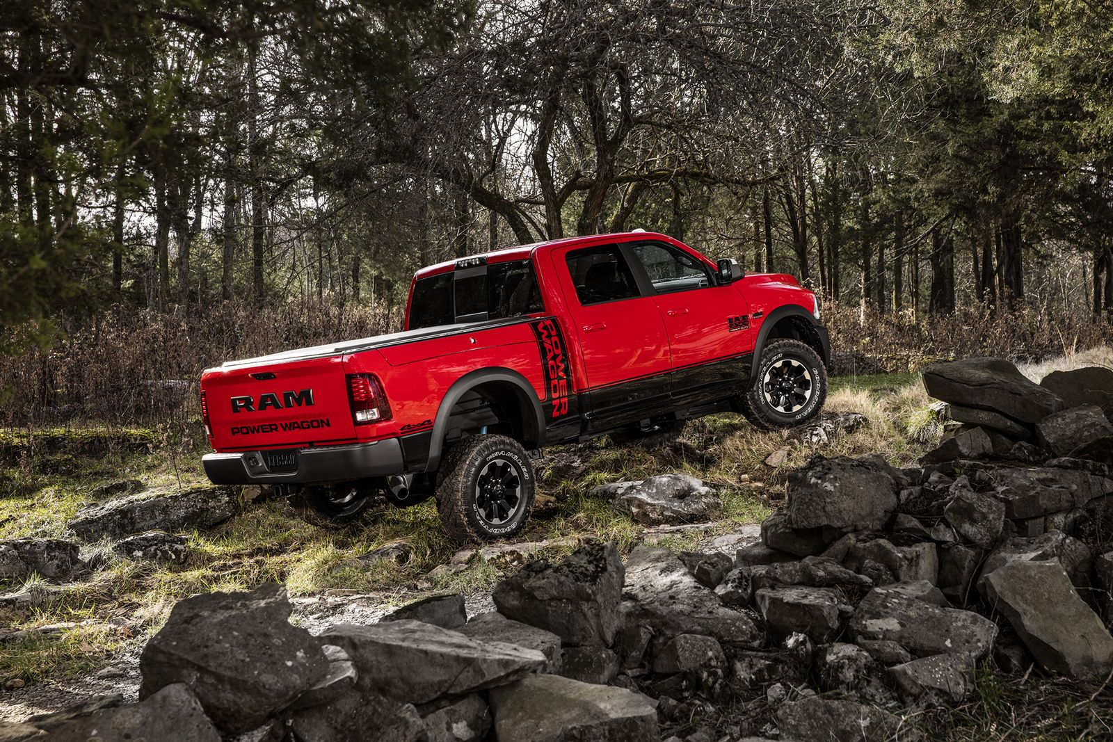 New 2017 ram power wagon the ultimate off road truck benefits from new design