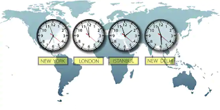 How to handle foreign clients over time zones in virtual meetings