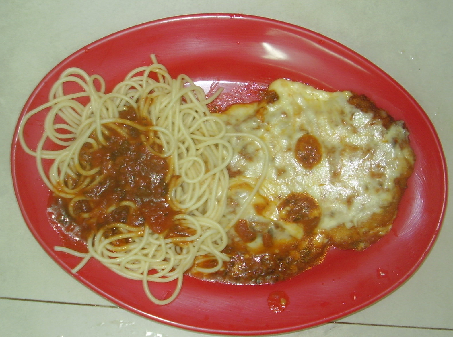 Halal Italian Food In Ipoh Chicken Parmesan