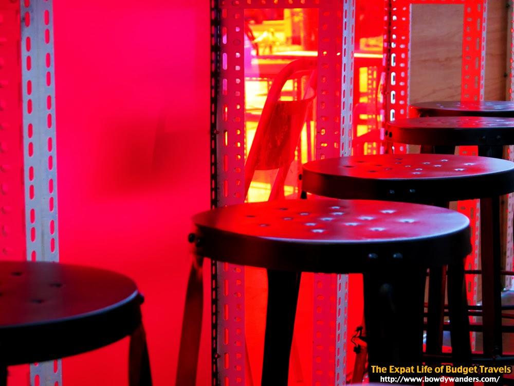 bowdywanders.com Singapore Travel Blog Philippines Photo :: Singapore :: The Bravery Café, Lavender