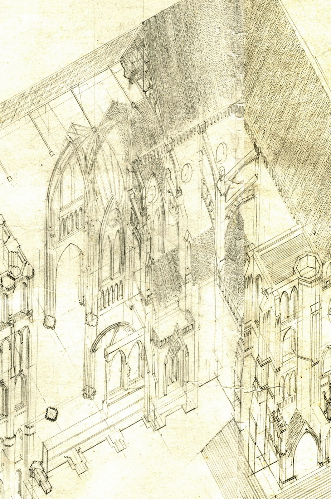 gothic cathedrals research paper Medieval/gothic architecture - arthist 225/190s: primary sources  trans and  ed with many additional articles and notes, by the rev.