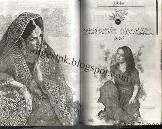 Kirdar novel by Nabila Aziz Online Reading