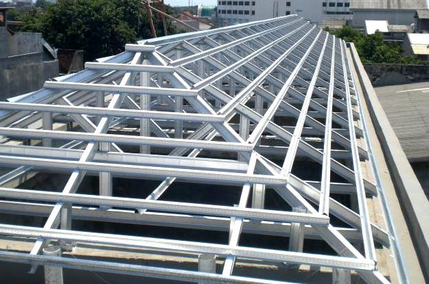 harga baja ringan untuk atap
