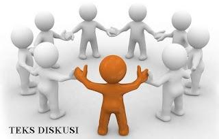 Teks Diskusi (Pengertian, Struktur, Jenis, dan 2 Contoh Teks Diskusi)