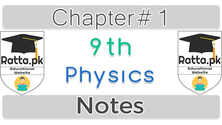 9th Class Physics Notes Chapter 1