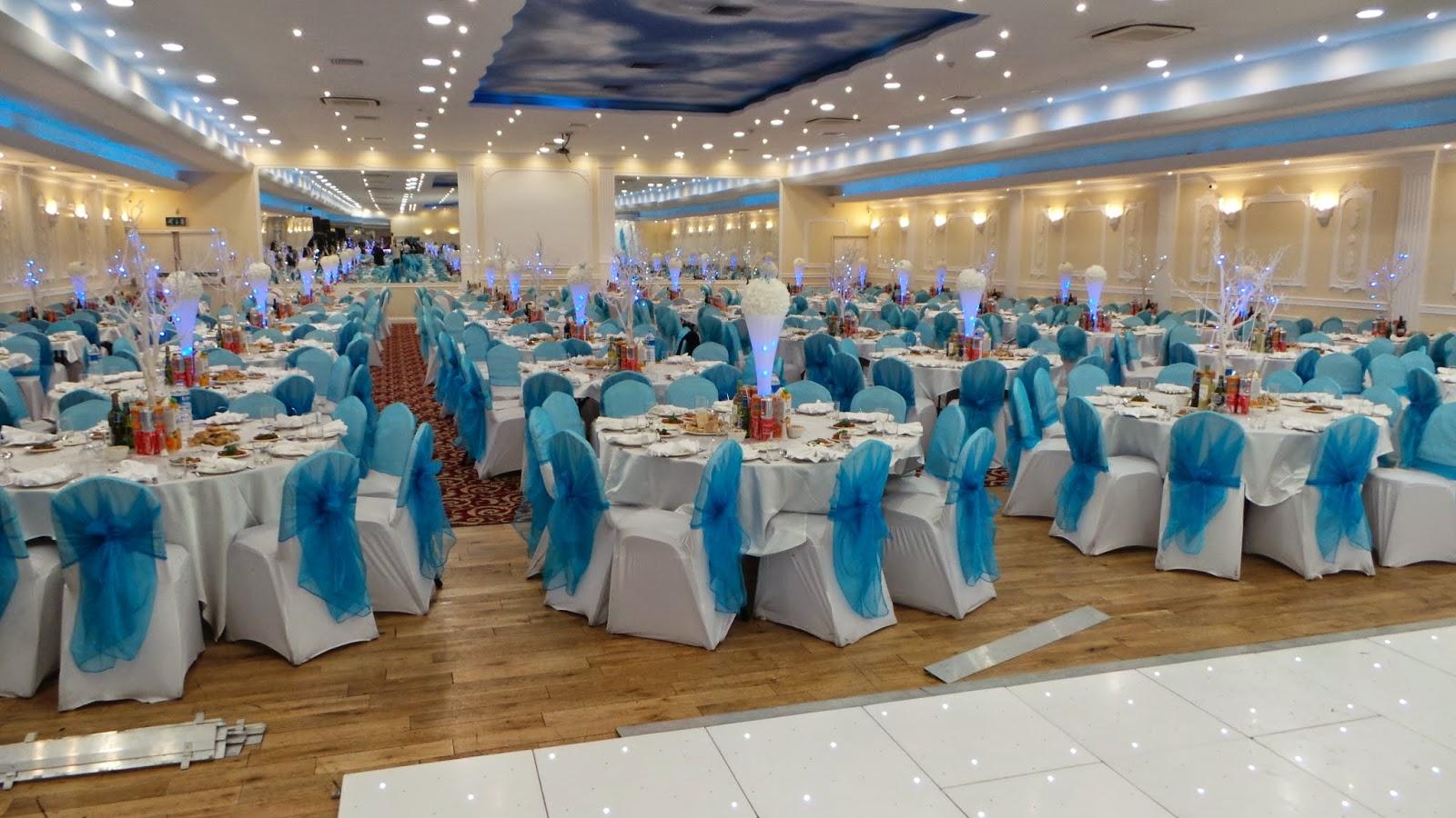 Decorating Ideas For Wedding Halls: Couples World: DECORATIONS