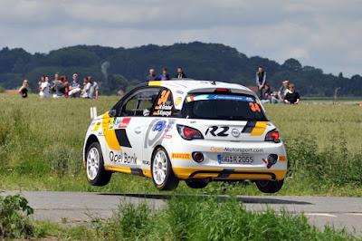 Ιστορική διάκριση για την Opel στο Ypres