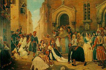 Ναύπλιο: Η πορεία της δολοφονίας του Κυβερνήτη (1831)