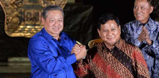 Prabowo Dan SBY Direncanakan Bertemu Lagi