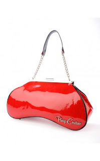 Pinup Girl Amoeba Handbag Accessories