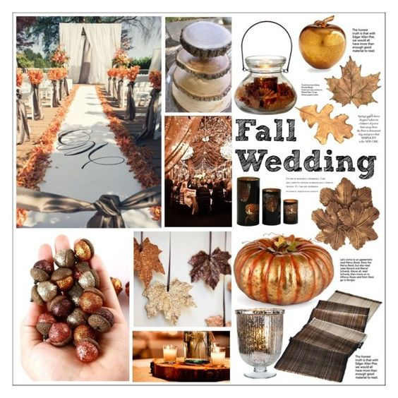 Autumn Wedding Moodboard