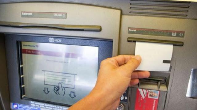 Jangan Pernah Ambil Struk di ATM ,, Ternyata Dapaknya Sangat Berbaaya  ..Tolong SEBARKAN!!