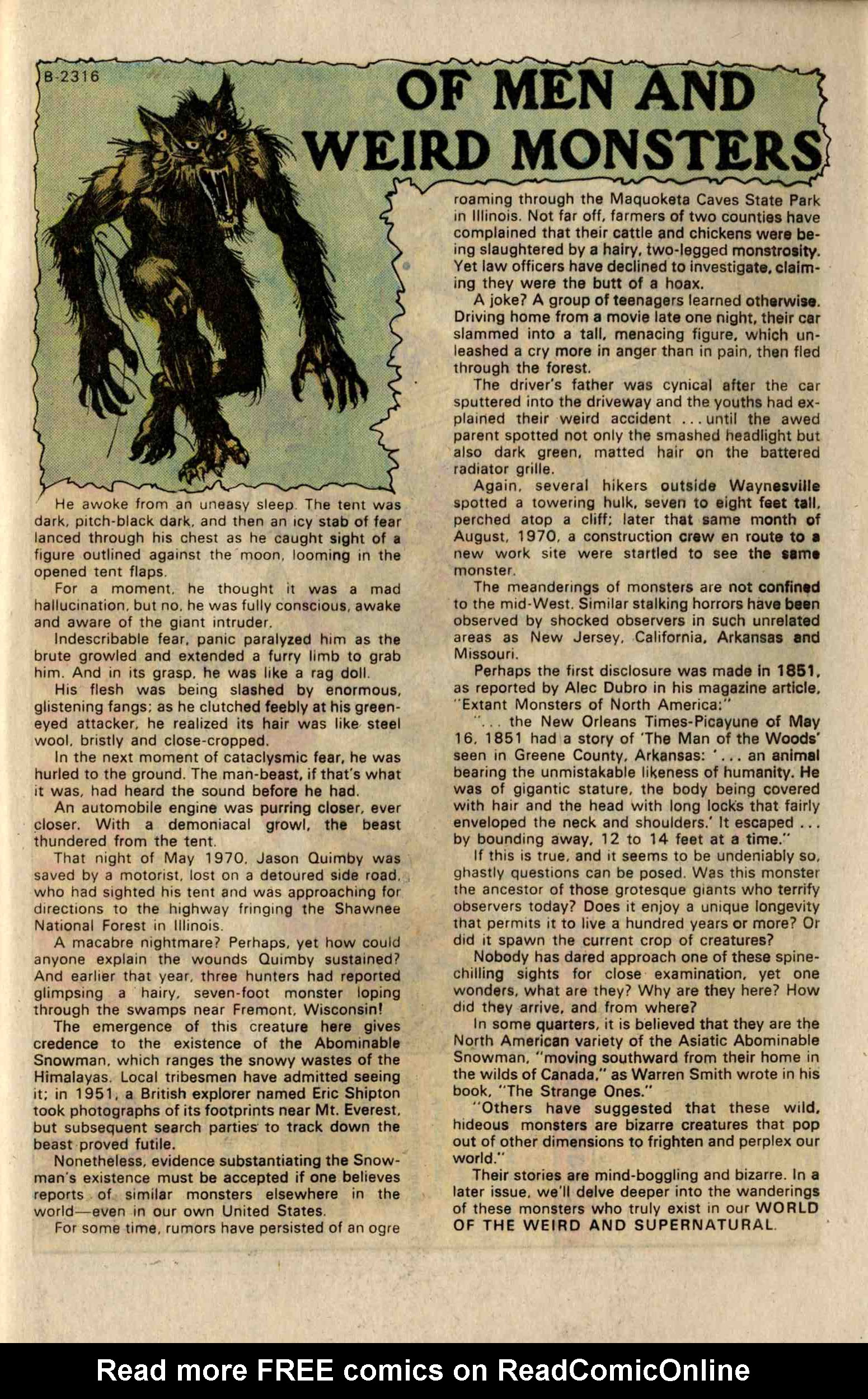 Read online Ghosts comic -  Issue #37 - 33