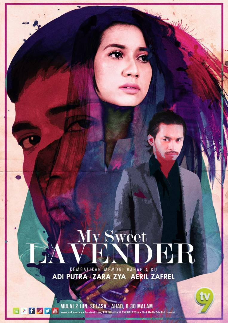 Drama My Sweet Lavender (2017) TV9