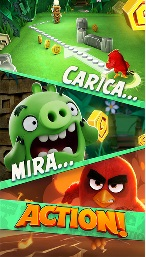 Angry Birds Action Novità