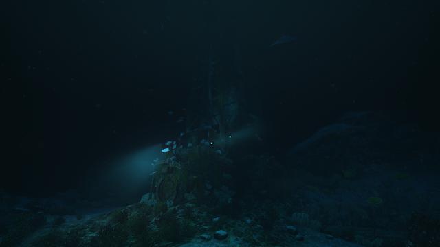 Image result for kegelapan di dasar lautan