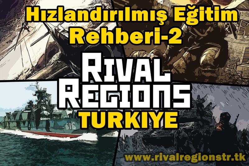 Rival Regions nasıl oynanır