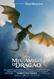 Meu Amigo, o Dragão (2016) BDRip Dual Áudio + 720p e 1080p Download Torrent
