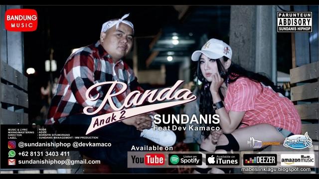 Lirik Sundanis Randa Anak 2