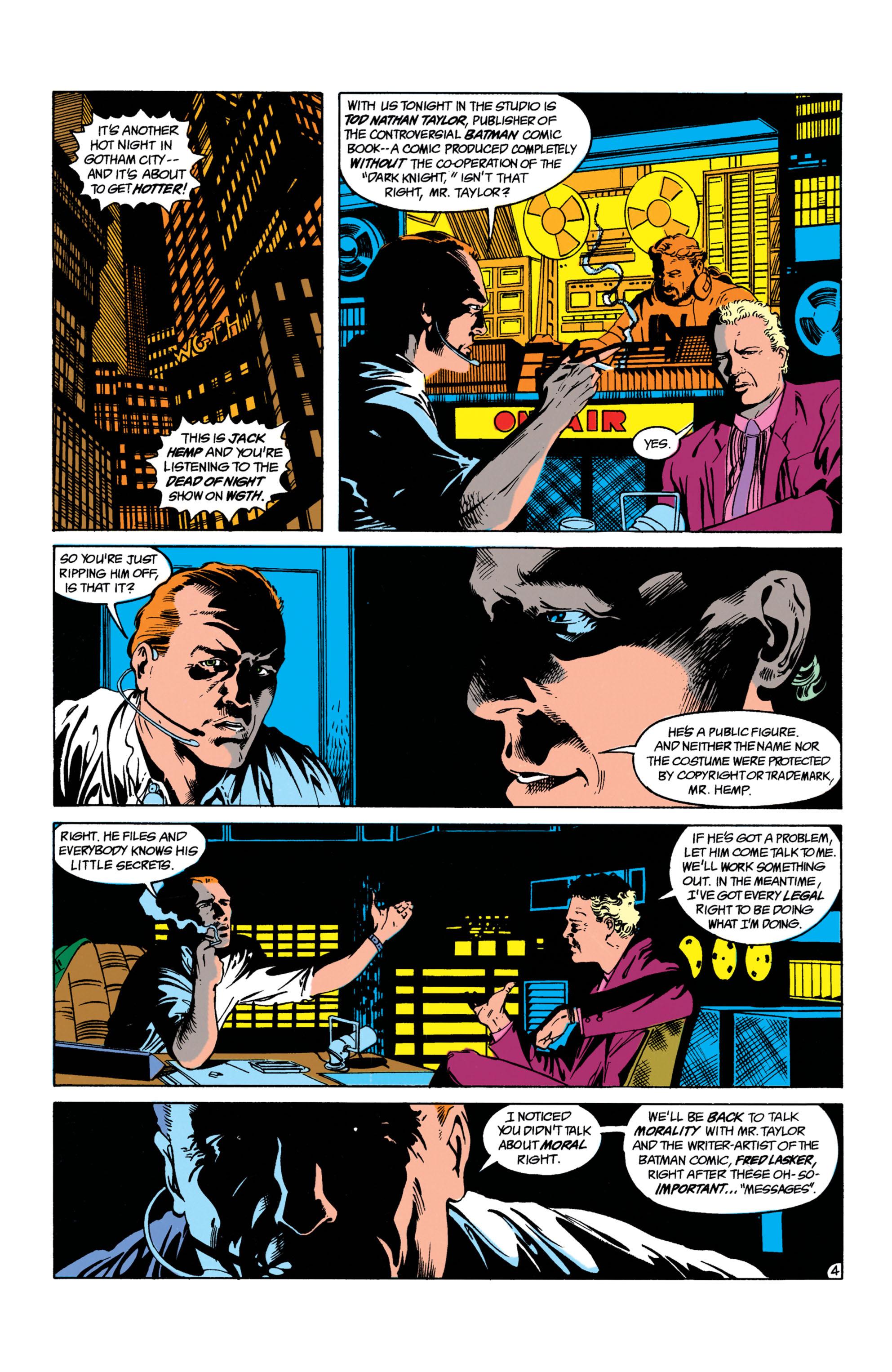 Detective Comics (1937) 623 Page 4