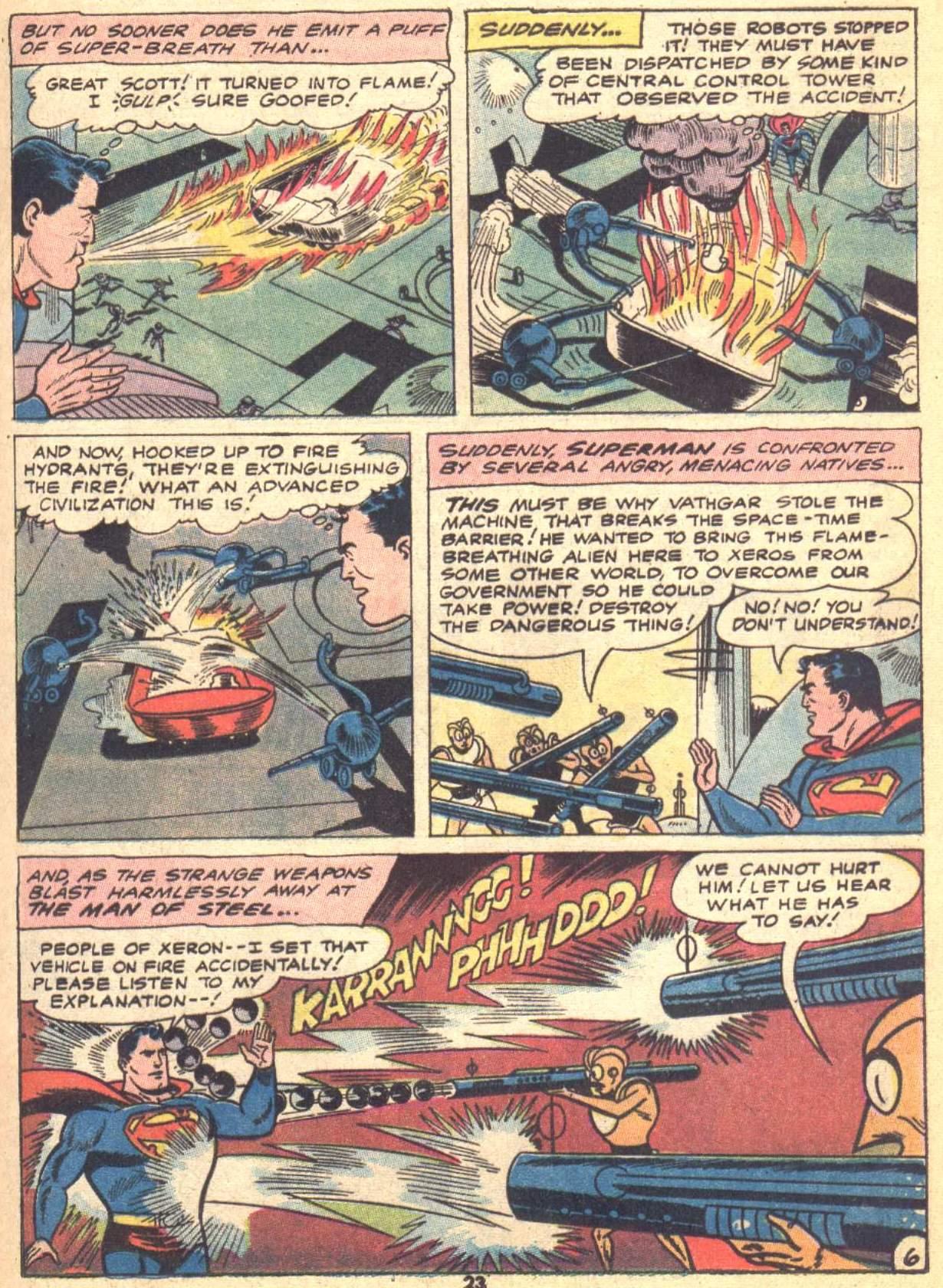 Read online World's Finest Comics comic -  Issue #206 - 23