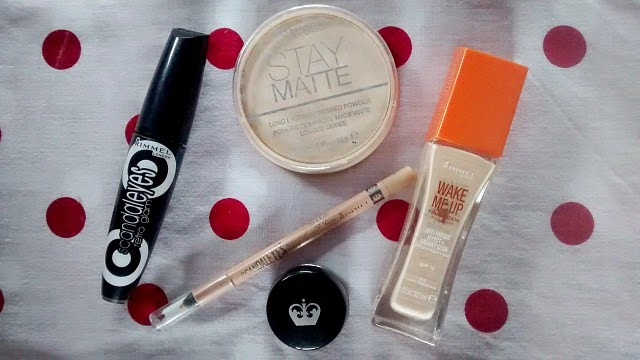 Best of Rimmel Products