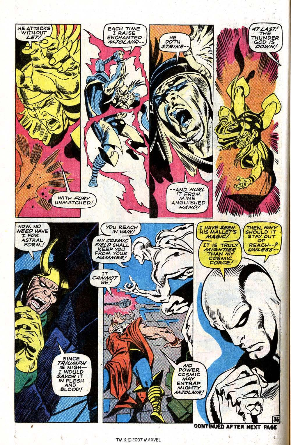 Read online Silver Surfer (1968) comic -  Issue #4 - 44