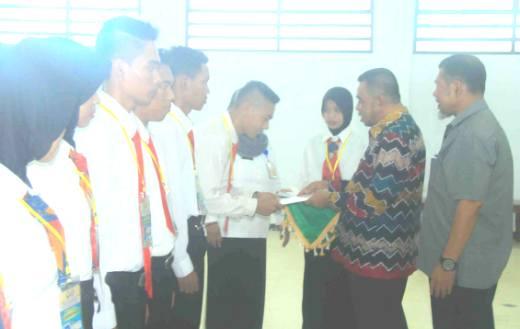 10 Mahasiswa Politehnik Negeri, Bali, Dapat Penghargaan
