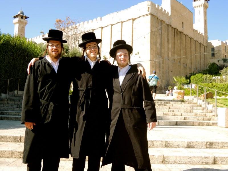 người do thái bí ẩn
