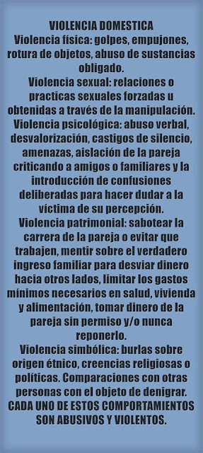 """Violencia domestica"" - imagen"