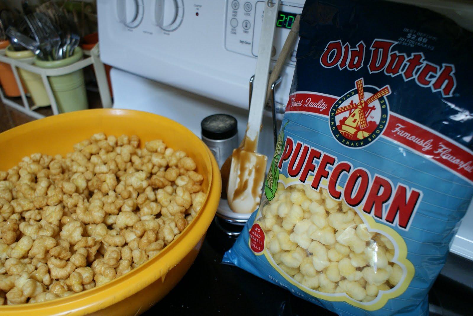 Old Dutch Caramel Puff Corn Recipe