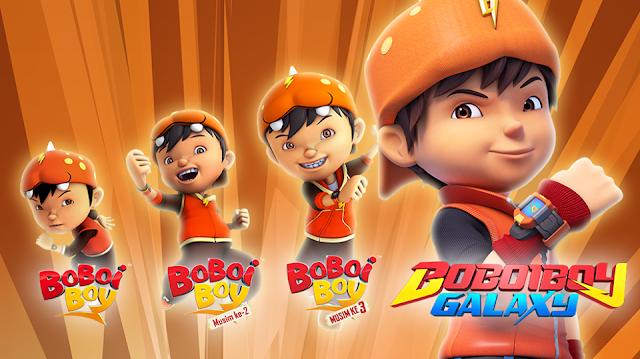 BoBoiBoy Musim Baru