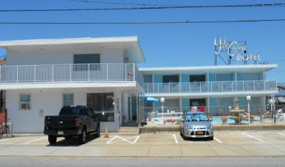 Isle of Capri Motel in Wildwood New Jersey