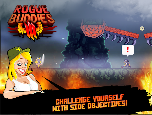 Rogue Buddies 3