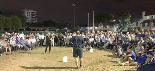 La importancia de la realización de los cursos de Rugby Seguro