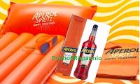 Logo Aperol Spritz Happy Togheter Live: vinci gratis 60 kit mare e 40 bottiglie magnum e non solo!