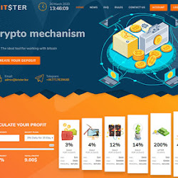 Bitster LTD: обзор и отзывы о bitster.biz (HYIP платит)