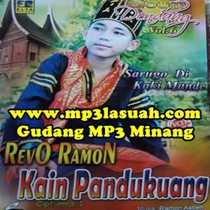 Revo Ramon - Kain Pandukuang (Full Album)