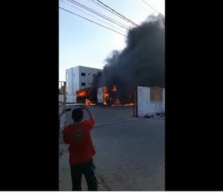Bandidos incendeiam ônibus no RN e sindicato avalia recolher veículos; Veja vídeo