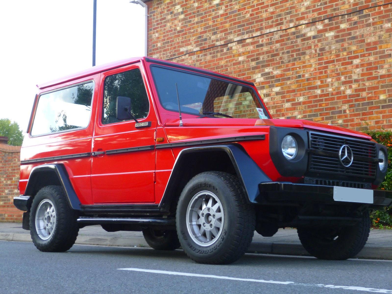 for sale mercedes 280ge g wagon 1983 4x4 cars. Black Bedroom Furniture Sets. Home Design Ideas