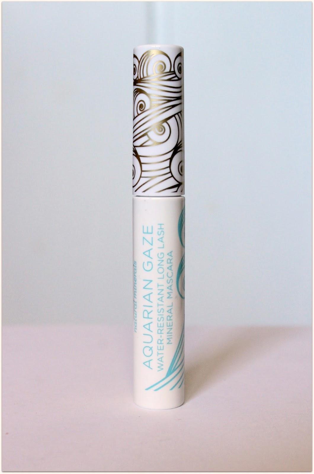06eddef883f Review: Pacifica Aquarian Gaze Water-Resistant Long Lash Mineral Mascara