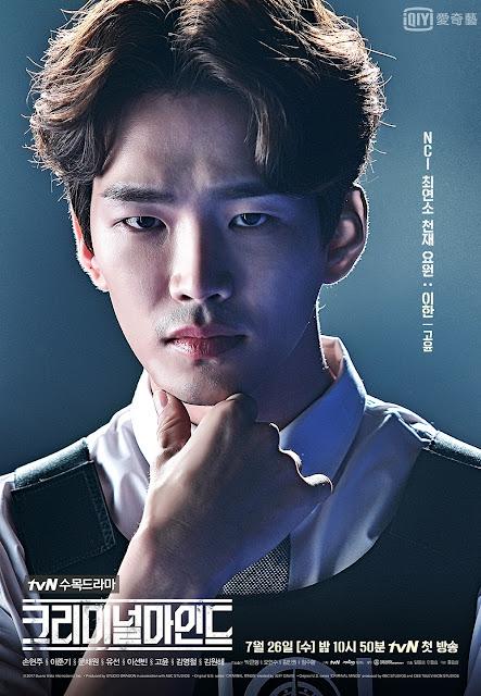 韓版犯罪心理-人物介紹-線上看