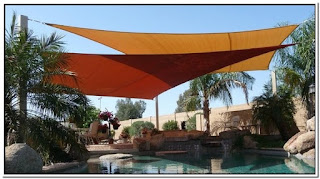 Wind Sails For Patios